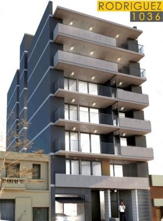 Departamentos un dormitorio con balcón. Opción terraza exclusiva, parrillero o patio