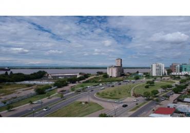 Edificio de Categoría Vista al Río - 2 Dormitorios, balcon - Amenities - Bonificacion precio contado