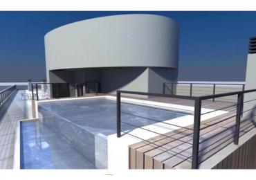Oportunidad Tres dormitorios vista al rio- Edificio de categoría en construcción.  Amplios balcones. Amenities. Cochera. Bonificación precio contado.  Av Cándido Carballo 410