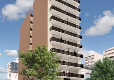 Departamentos Un dormitorio . Dos balcones . Edificio en construcción. Entrega marzo 2021. Santa Fe 2800