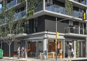 Locales vidriado en PB - Edificio en construcción - Entrega abril 2023 - Financiacion - Alem 2398