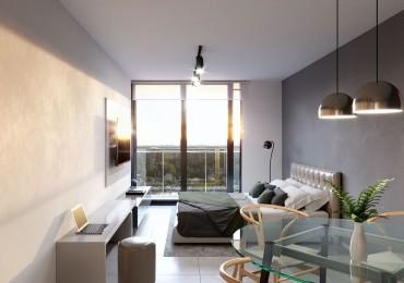 Monoambientes al frente con balcón - Amenities - Financiación - Edificio en construcción - Entrega abril 2023 - Alem 2398