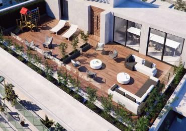 Depto Un dormitorio al frente con balcón - Amenities - Financiación - Edificio en construcción - Entrega abril 2023 - Alem 2398