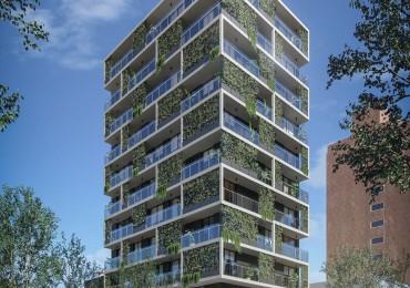 Deptos Dos dormitorios al frente con balcón - Amenities - Financiación - Edificio en construcción - Entrega abril 2023 - Alem 2398