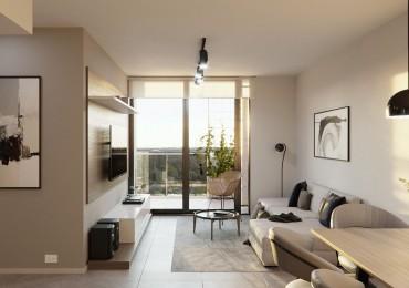 Departamento Tres dormitorios al frente con balcón - Amenities - Financiación - Edificio en construcción - Entrega abril 2023 - Alem 2398