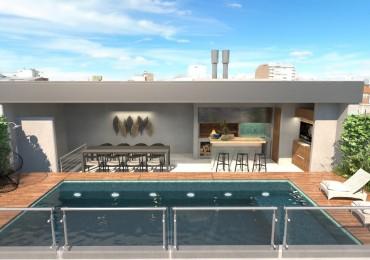 Monoambientes. Balcón . Amenities. Financiación. Edificio en construcción. Entrega marzo 2023. Montevideo 900