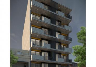 Oportunidad! Un dormitorio - Balcón al frente - Edificio en construcción - Entrega abril 2021 - 1 de Mayo 1970