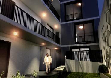 Duplex Un Dormitorio - Patio - Terraza uso común con parrillero - Edificio en construcción - Entrega marzo 2021 - Castellanos 448