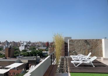 Monoambientes con balcon - Edificio de categoria - Terraza: solarium, duchadores, quincho, parrillero - Alem  2400
